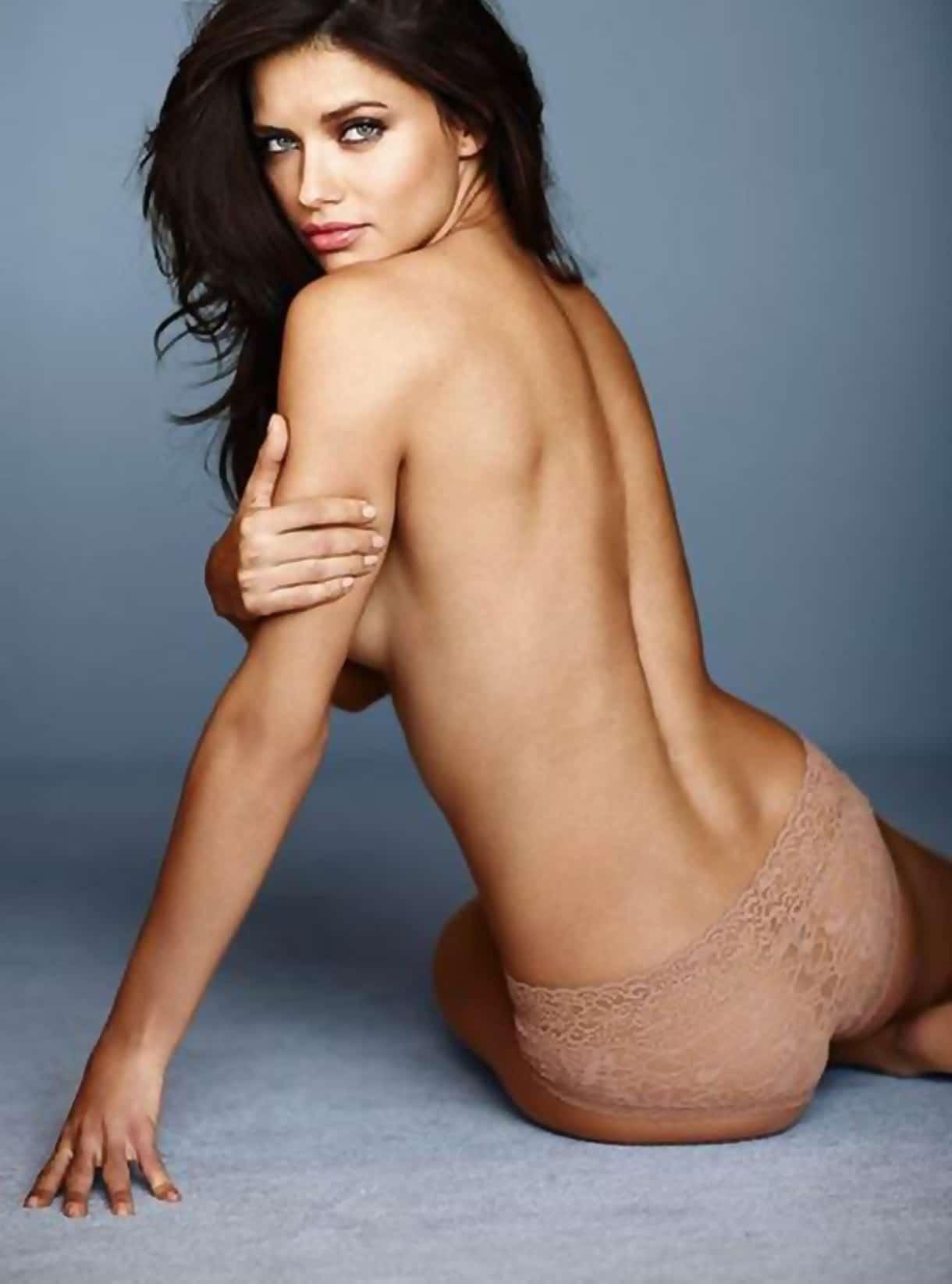 Adriana lima nude uncensored