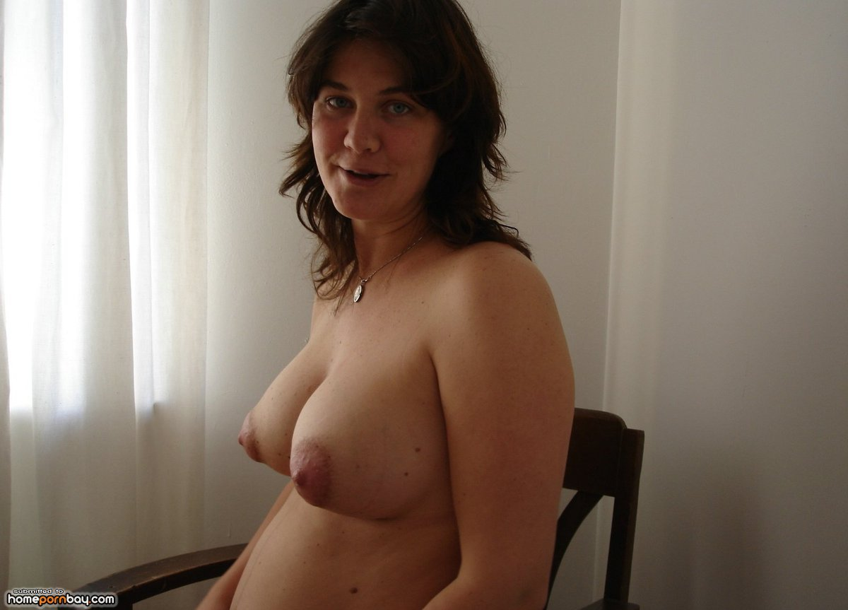 Amateur homemade pregnant nude
