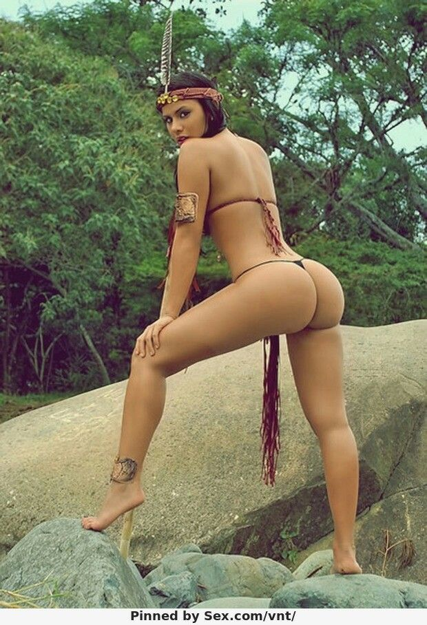 Hot sexy native american women nude