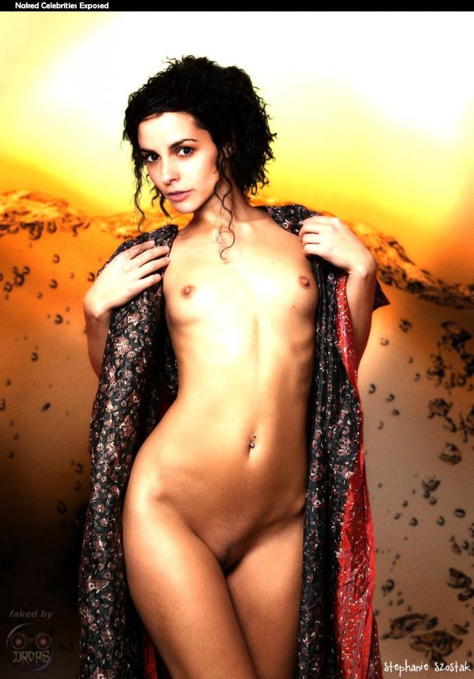 Stephanie szostak nude ass #2