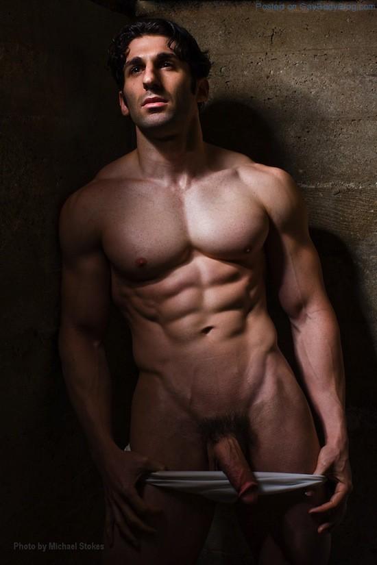 Hot naked men models