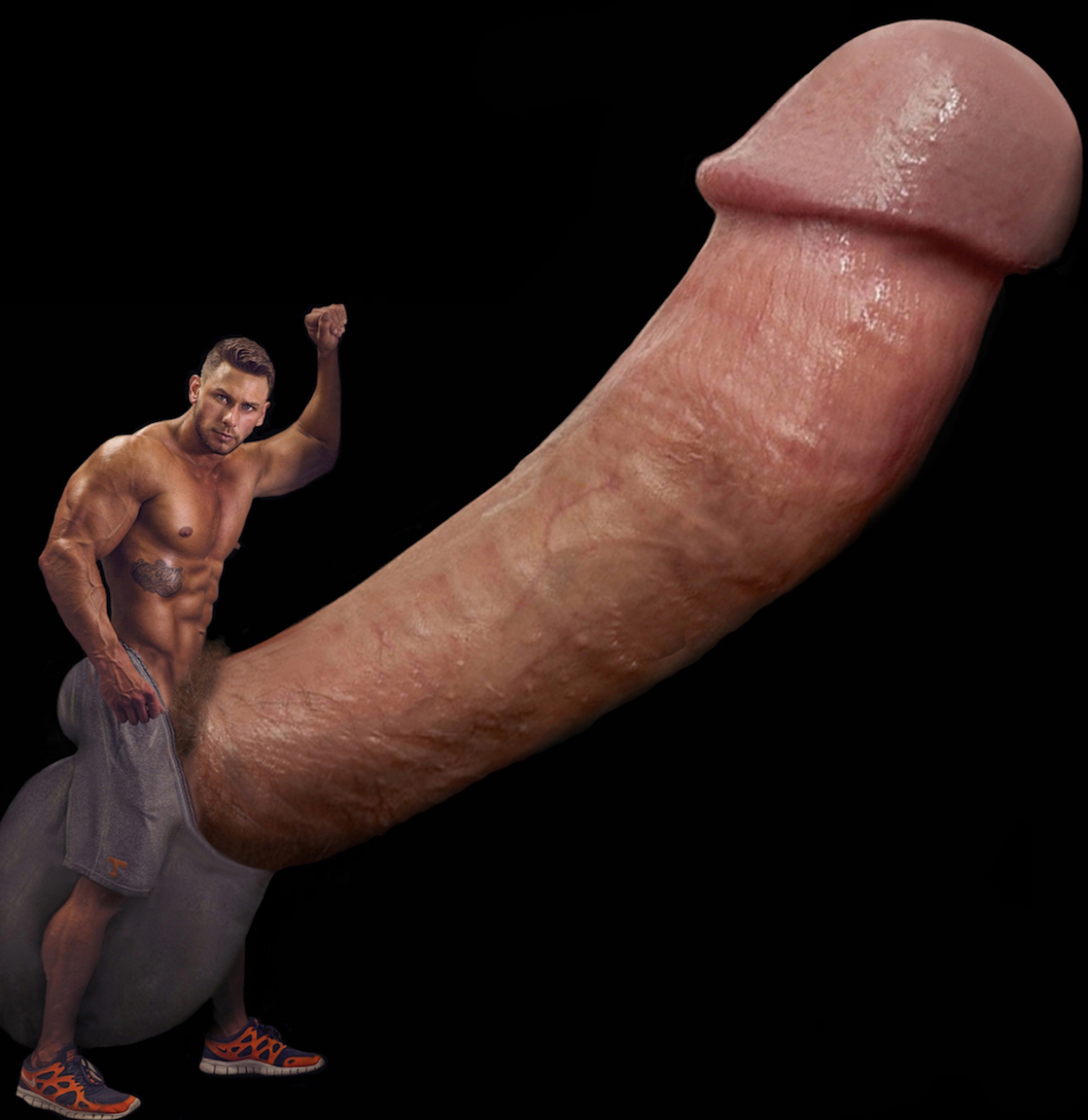 cock penis biggest World dick