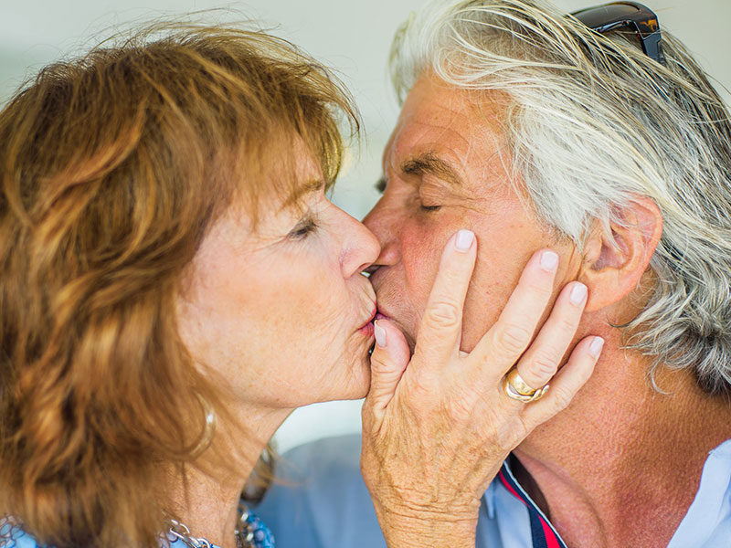 stud takes Older wife young