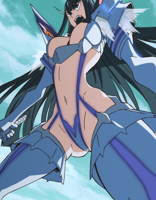 Anime skimpy female armor