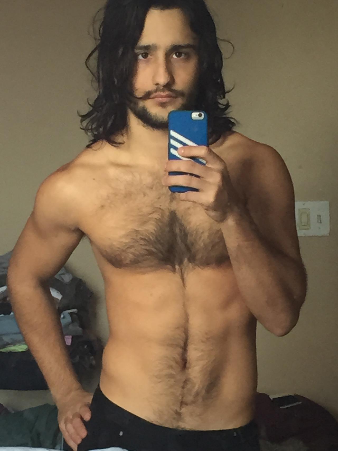 Gay latino boys with long hair
