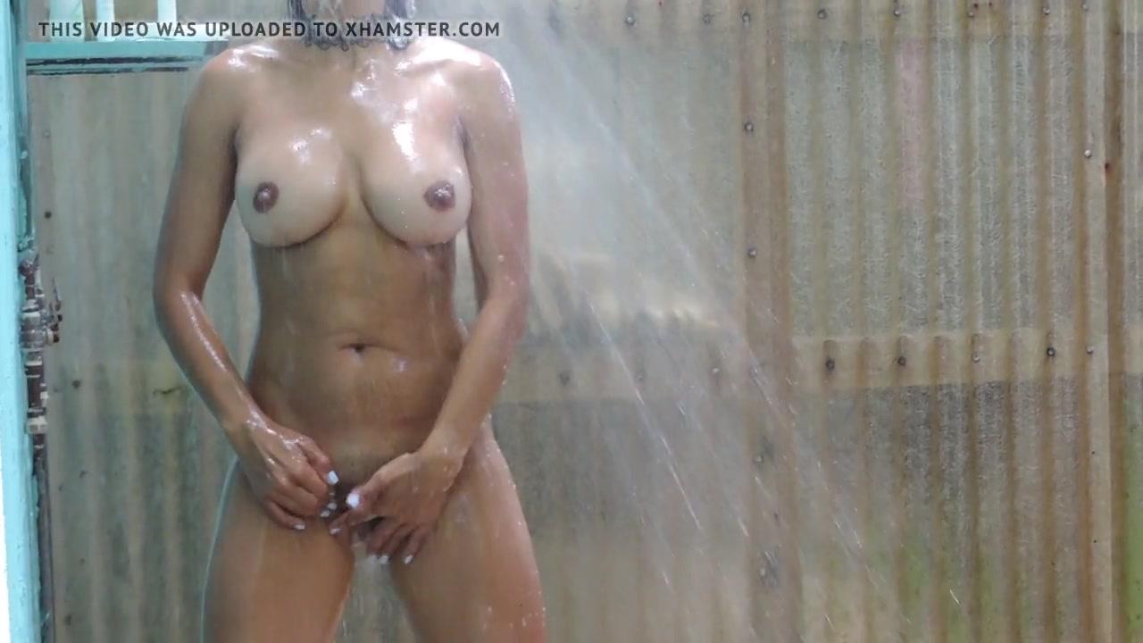 Outdoor shower xxx