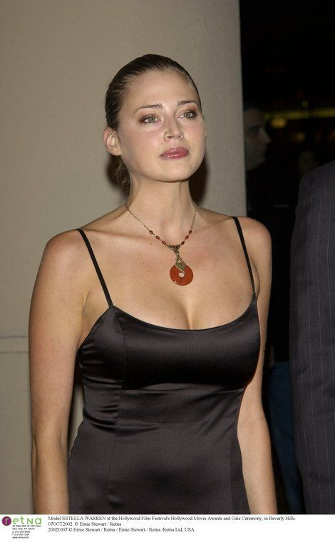 Estella warren see through