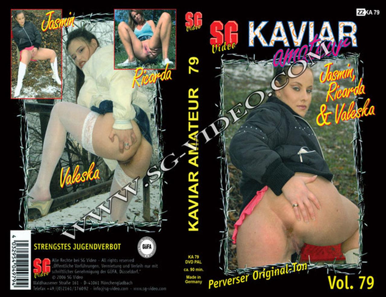 amateur sg Kaviar