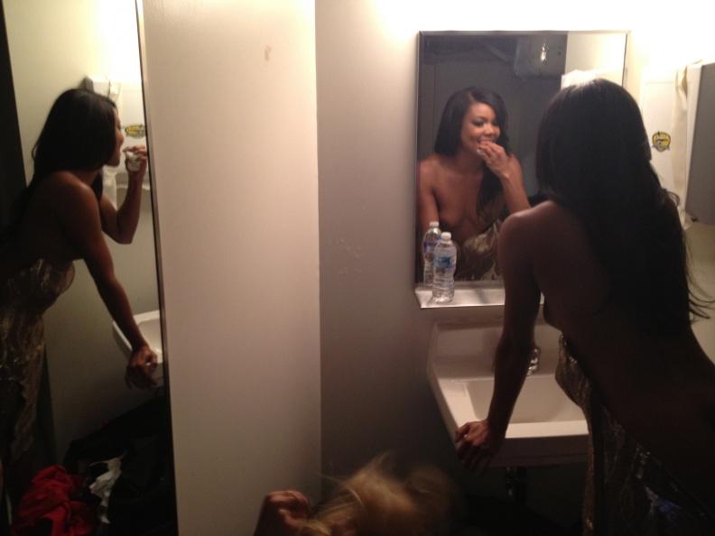 Brie gabrielle nude fake