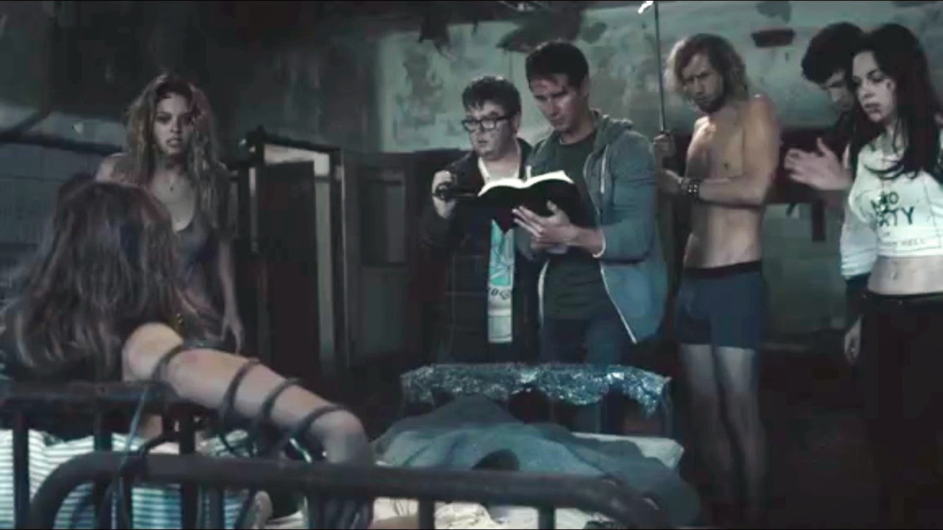 sex Ghost scene movie