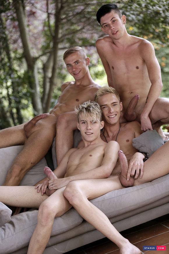 Ruben ray mannix and bart gay porn