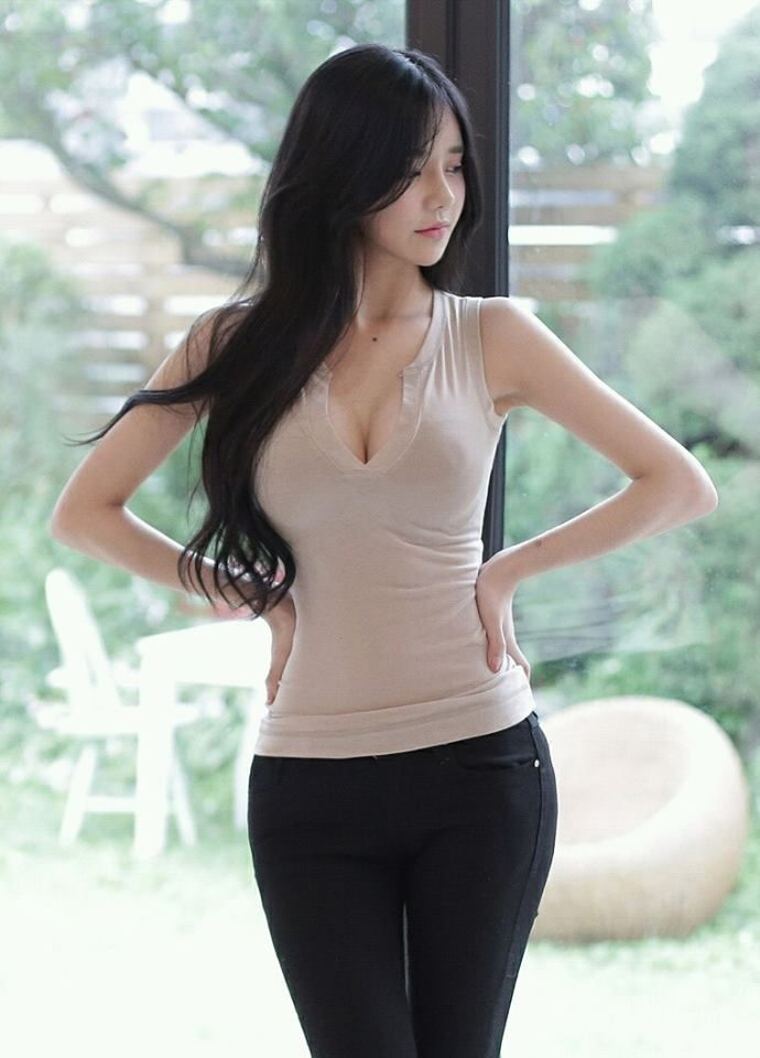 Cute korean girl sex