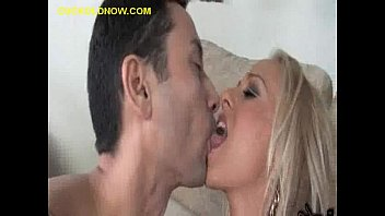 Cum kiss hubby and wife