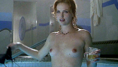 Minaj boobs clare danes in nude scenes