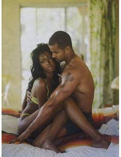 couple love black Beautiful