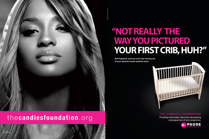 ads Teen pregnancy