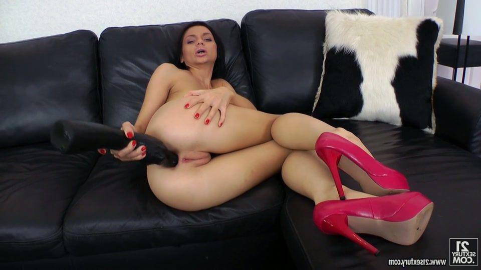 Sandra romain interracial porn