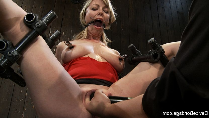 Anorexic girl bondage