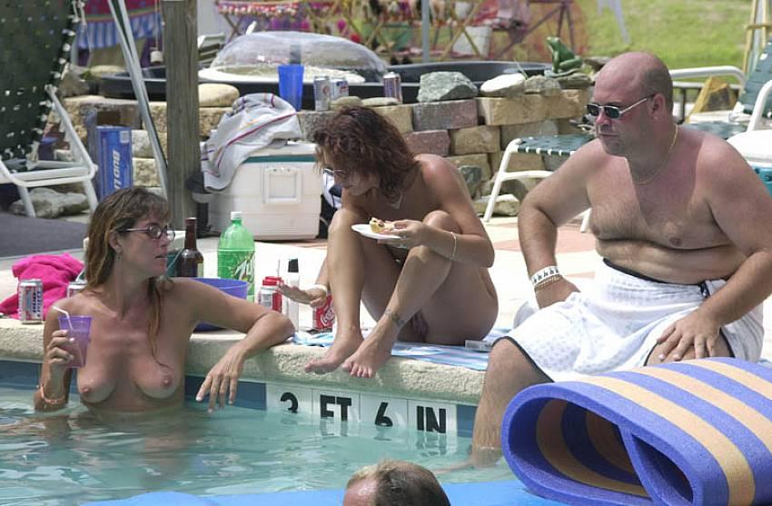 family Private nudist