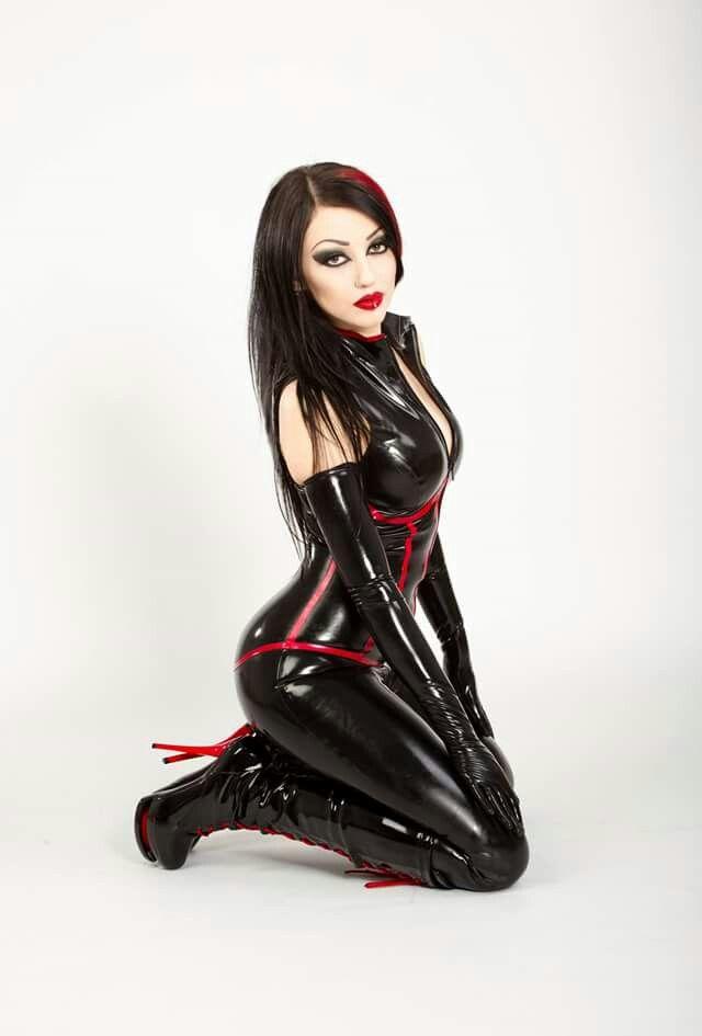 latex in Sexy danielle