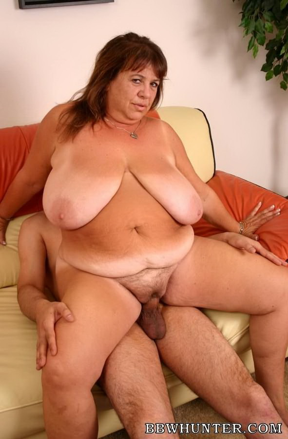 Fat mature bbw nude