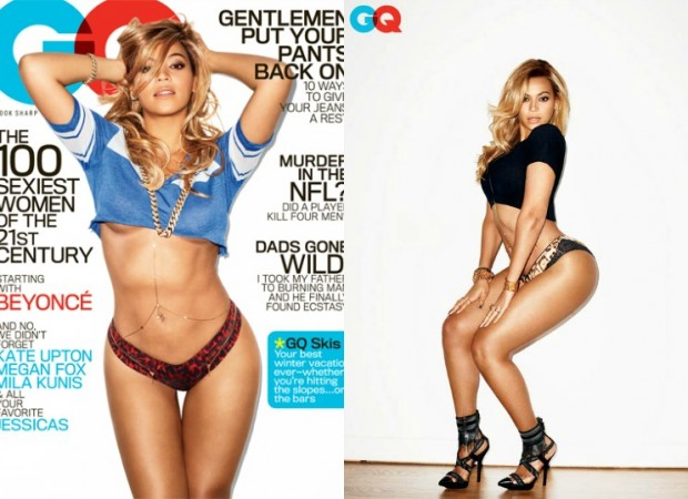 magazine Beyonce gq