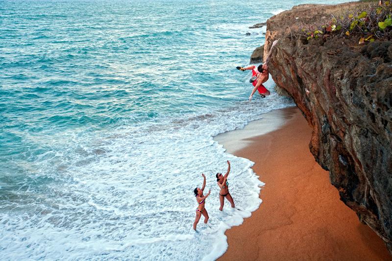Puerto rican nude beach