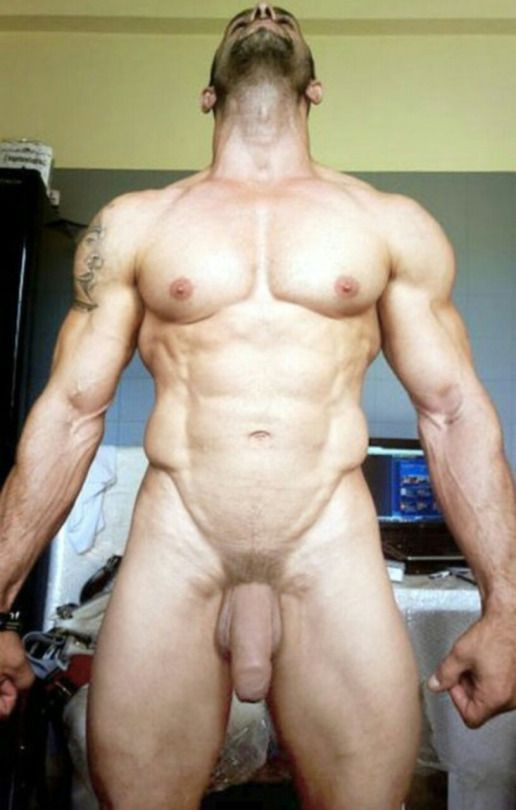 Big muscle cock tumblr