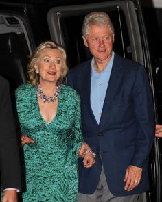 Hillary clinton cleavage