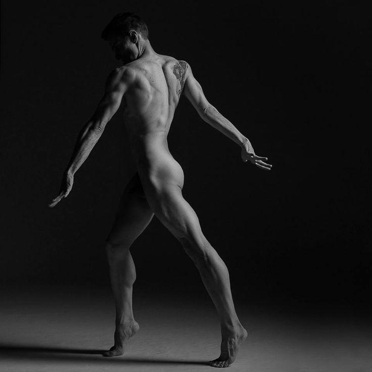 Nude male dancers