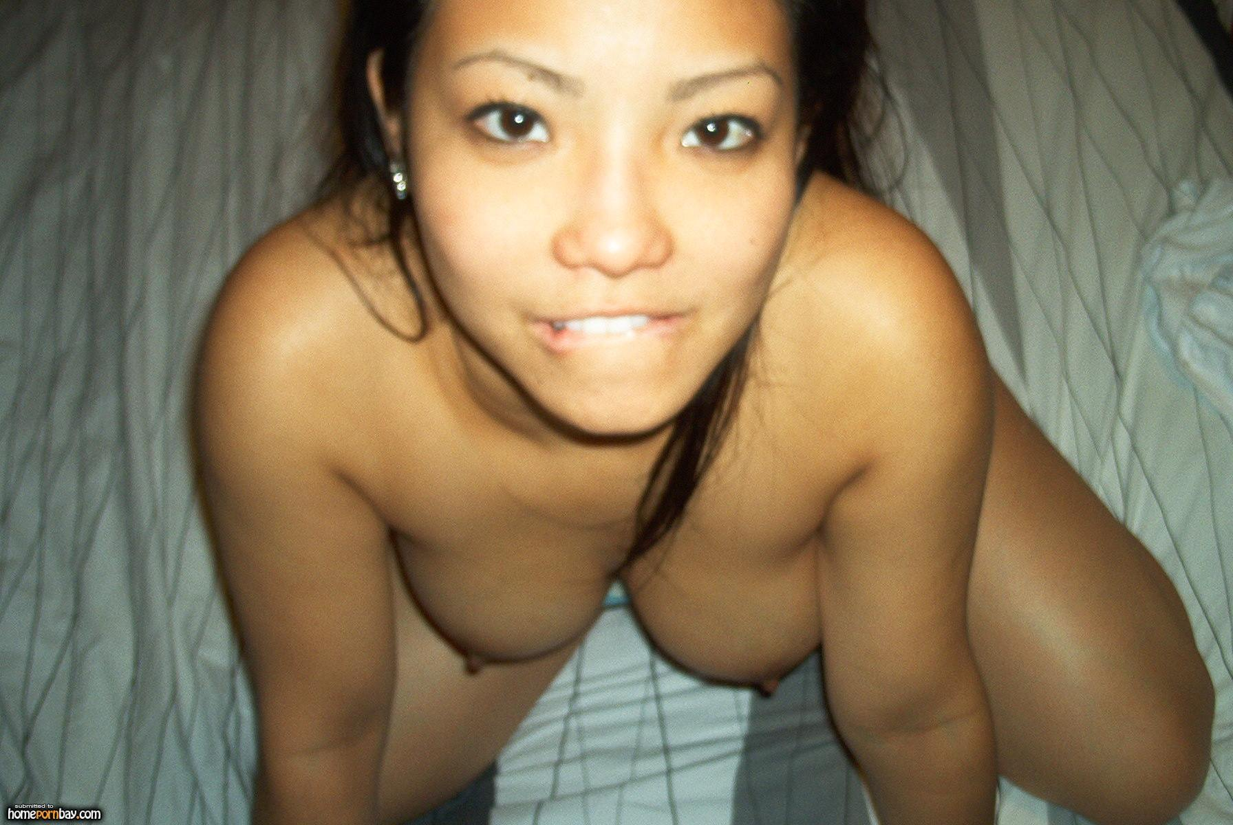 Busty asian gf homemade
