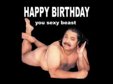 sexy man birthday Happy