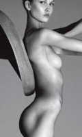 Karlie kloss nude frontal