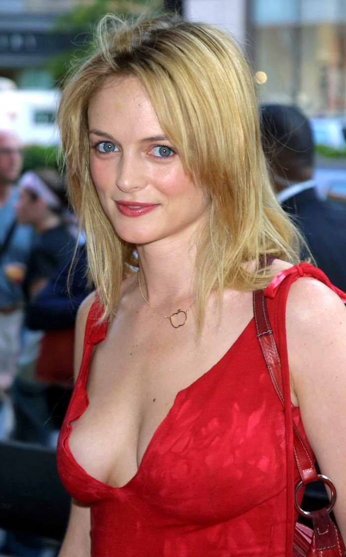 Heather graham actress