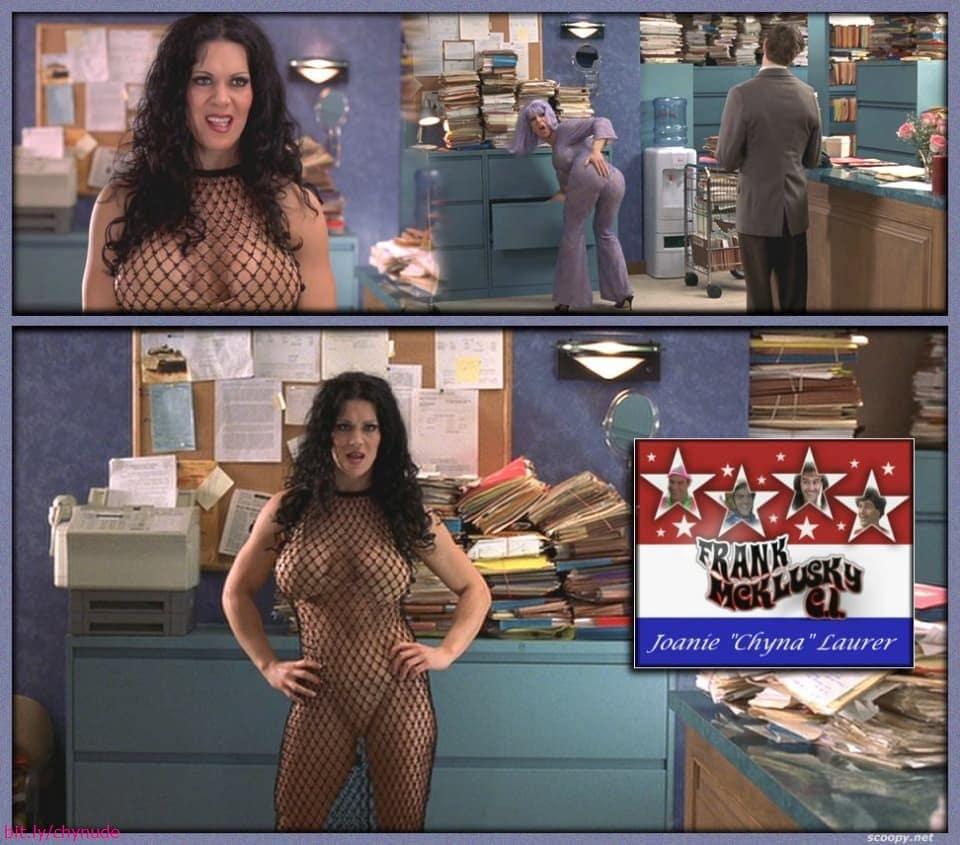 Joanie chyna laurer nude