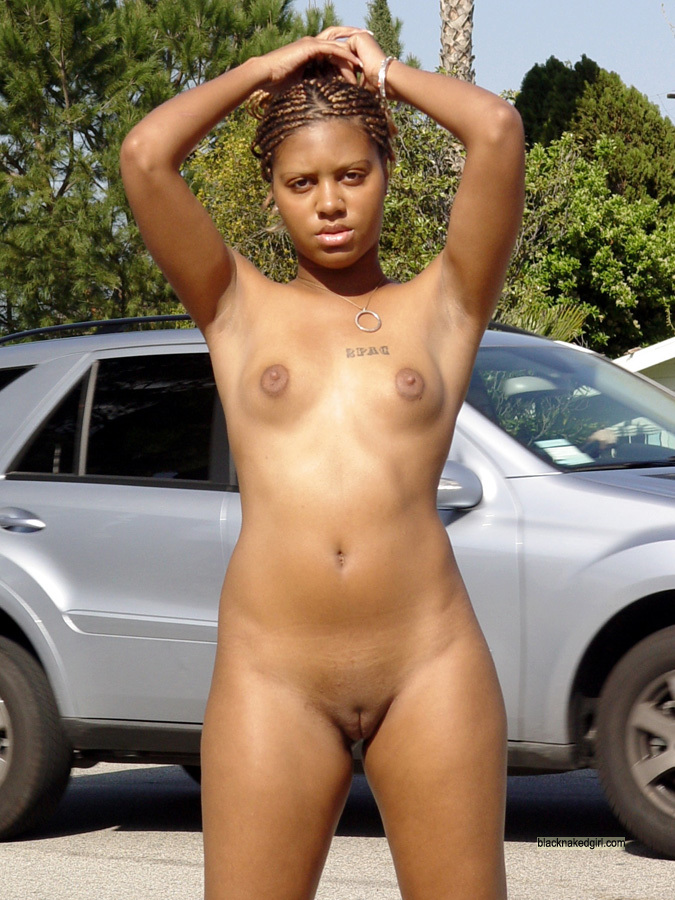 Very cute black girls nude