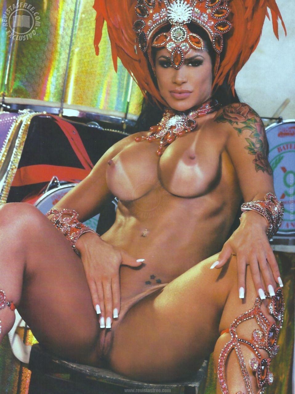 Rio de janeiro carnival nude women