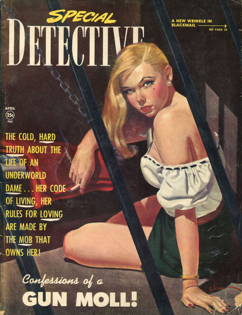 covers magazine Vintage sex