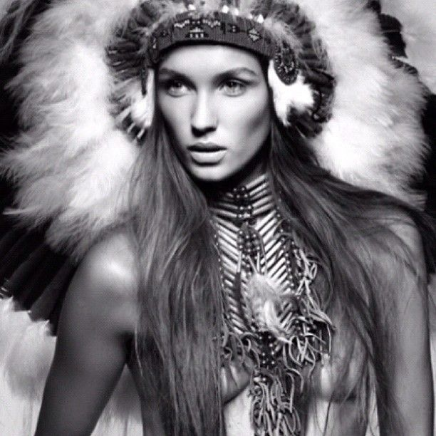 Navajo indian women nude