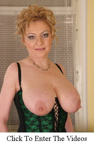 Mature women with big long nipples