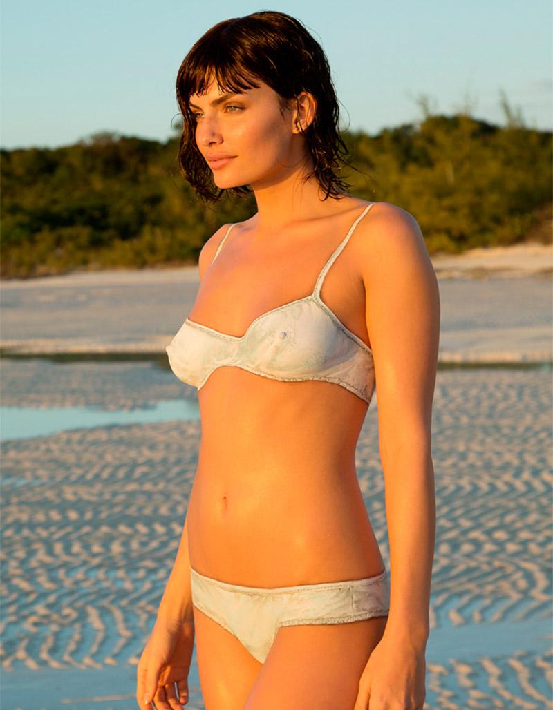 Alyssa miller body painting