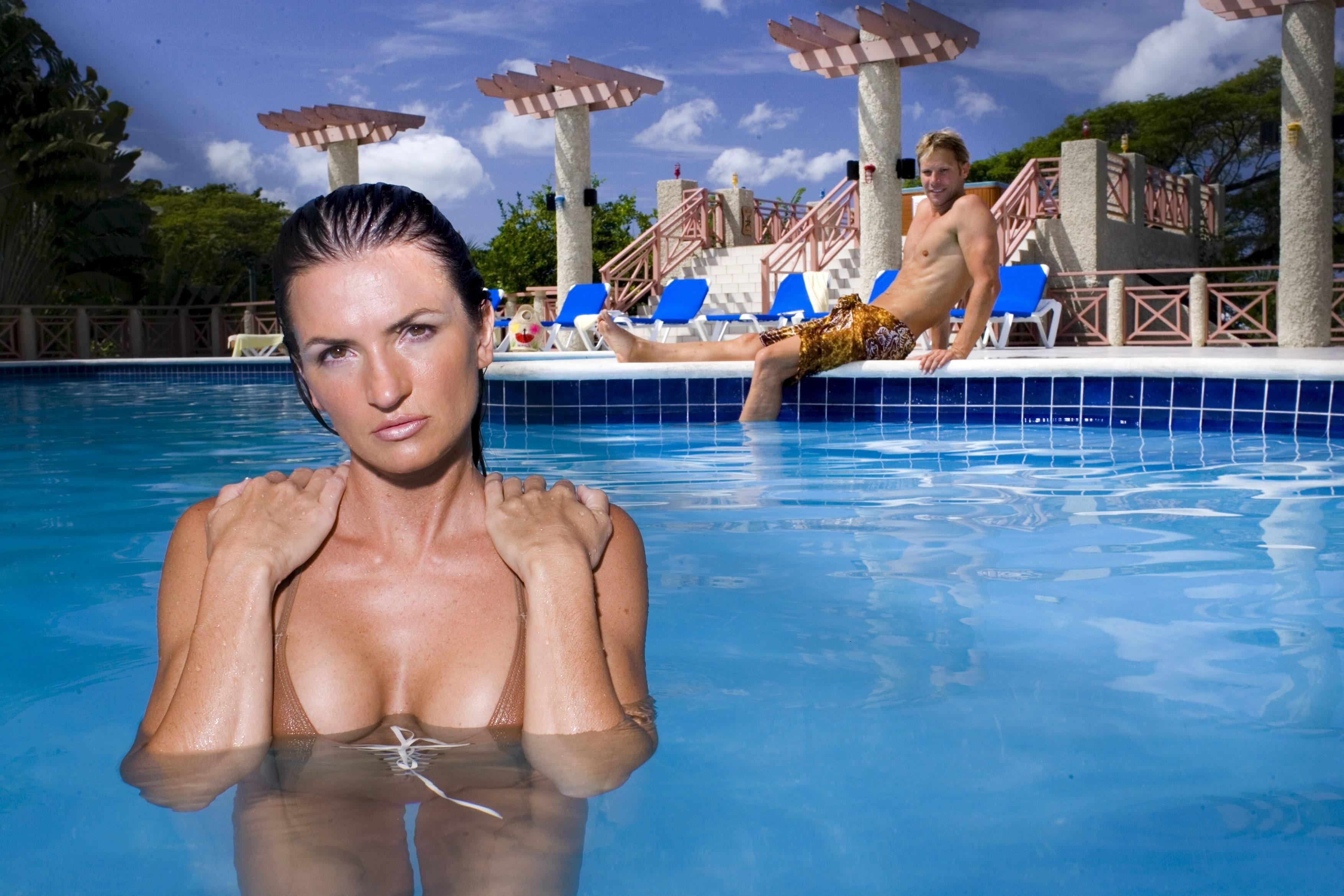 ii jamaica nude resort Hedonism