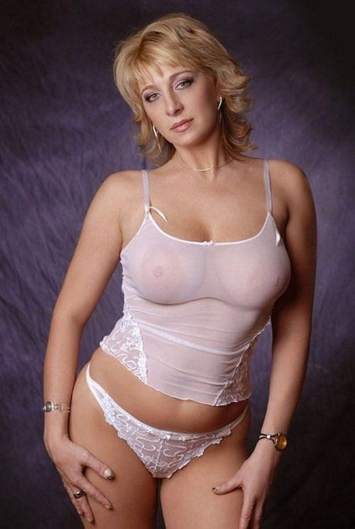 Pics milf lingerie