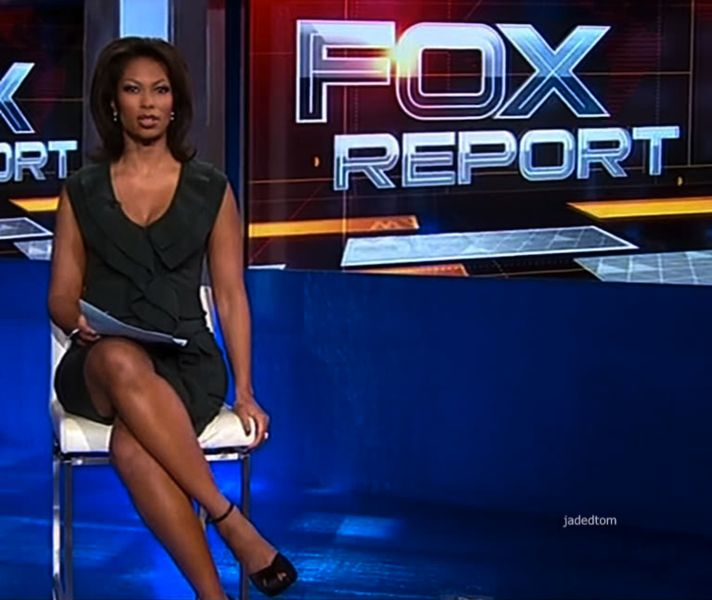 news women anchors black Nude