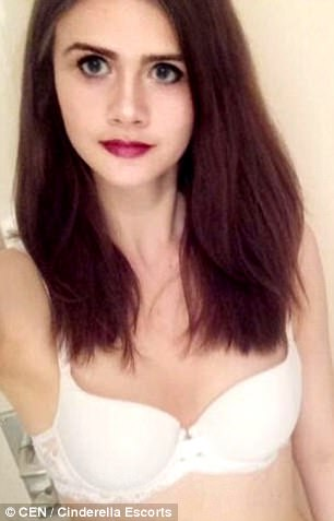 Charlotte german teen model