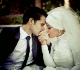 Muslim wife having sex