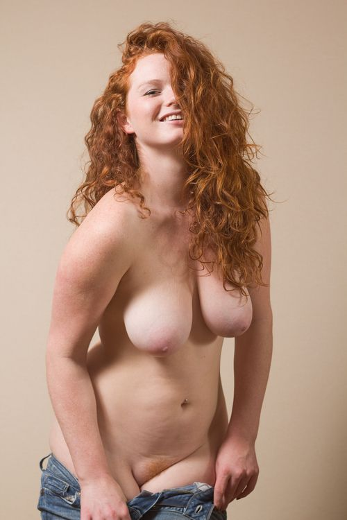 Ginger redhead porn