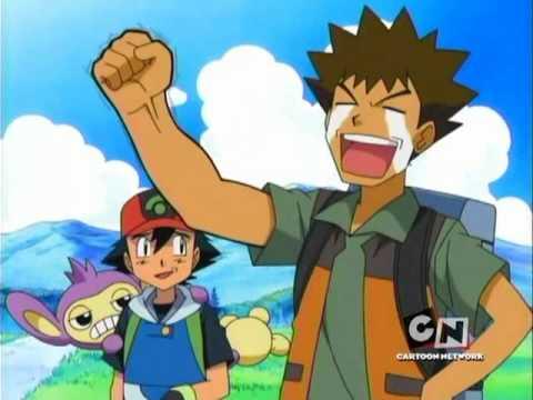 Pokemon ash and brock gay