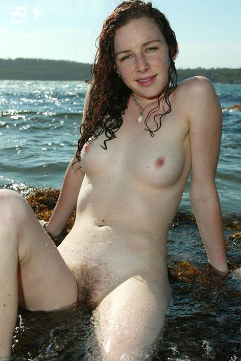 Nude nudist camp families