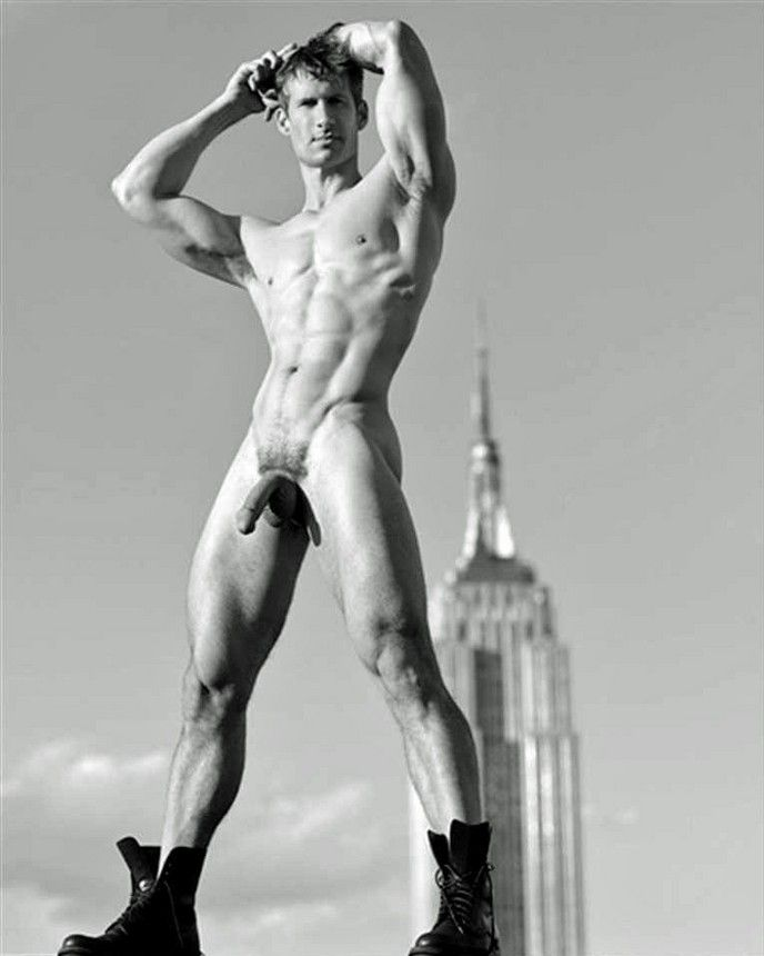 Gay male models posing nude
